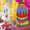 Easter Eggs Coloring online game