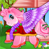 Pony Dress Up online game