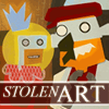 Stolen Art : Spot the Difference online game