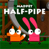 Madpet Half-pipe online game