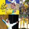 Alberto Contador, winer of the Tour de France 2010 online game