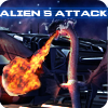 Aliens Attack (Free Flowing Alien Shooter) online game