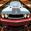 American Muscle Car Parking online game