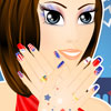 American Style Nail Art online game