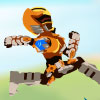 Armor Hero Light Speed Runner online game
