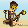Baboon Duel online game