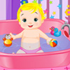 Baby bath online game