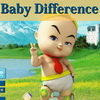 Baby Difference online game