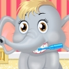 Baby Elephant Salon online game