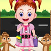 Baby Emma At The Zoo online game