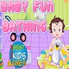 Baby Fun Bathing online game