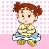 Baby Girl Day - Dress up  online game