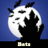 Bats. Find objects online game