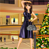 Bella in Black Outfit online game