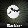 Black bat. Spot the Difference online game