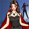 Blood Vampire Dress Up online game
