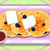 Blueberry Pancakes online game