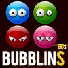 Bubblins 60s online game
