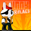 Bunny Flags online game