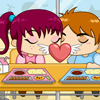 Cafetaria Kiss online game
