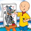 Caillou Jigsaw Puzzle online game