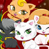 Cat Day Care Deluxe online game