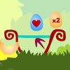 Catch Colorful Eggs online game