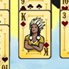 Chief Eagle Solitaire online game