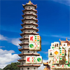 China Tower Mahjong online game
