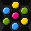Color dots online game