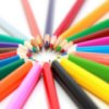 Colored Pencils Slider online game