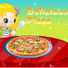 Cooking Delicious Pizza online game