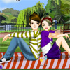 Couple In Picnic online game
