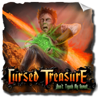 Cursed Treasure: Don't Touch My Gems! online game