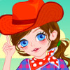 Cute Cowgirl online game