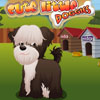 Cute Little Doggies Dressup online game