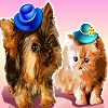 Cute Pets Jigsaw Puzzle online game