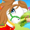 Cute Pony Dress Up online game