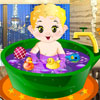 Daily Baby Bath online game