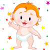 Dancing Baby Dressup online game