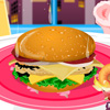 Delicious Burger King online game