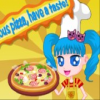 Delicious Pizza Cooking online game