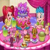Delicious-cake-dinner-party online game