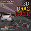 Drag Racer 3D online game