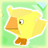 Easter Chicks 3D online game