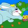 Easter Egg Hunt Coloring online game