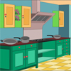 Escape From Kitchen online game