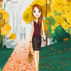 Fall Fashion online game