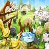 Farm Animals Jigsaw Puzzle online game