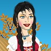 Farm Girl Haley Dressup online game